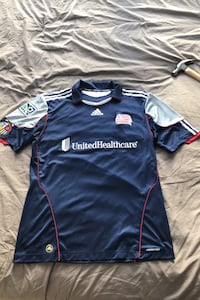 Authentic Revolution Soccer Jersey