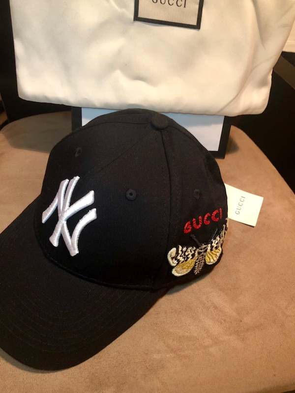 ddc0a36cedb4a Gucci Yankee Hat. HomeFashion and Accessories New York