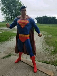 "6'9"" superman mannequin  Windfall, 46076"
