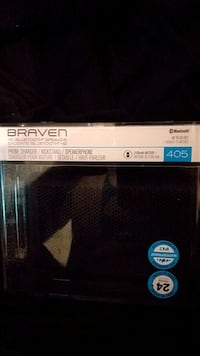 BRAVEN HD BLUETOOTH SPEAKER Toronto, M2J 1L2