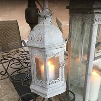 Beautiful outdoor lanterns