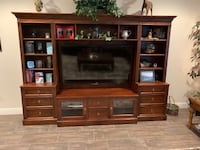 Ethan Allen Entertainment Center