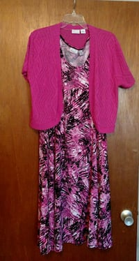 Dress with sweater Lake Placid, 33852