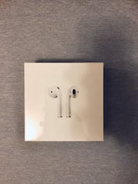 Apple AirPods 2 with Wireless Charging - Brand New Toronto, M1L 0C7