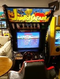 Arcade Games for Sale - Priced in Ad Mississauga