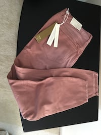 Brand New Dusty Rose Jegging Size 10 Short Fairfax, 22033