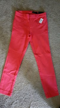 Pink ankle length dress pants from Gap, size 2 London