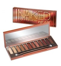 Naked Urban Decay Heat paleta de sombra de ojos Madrid, 28002