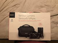 Sony Alpha 5000 camera bundle  Falls Church, 22042
