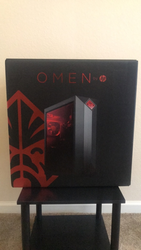 Omen by hp obelisk Desktop 875-0034
