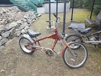 red chopper bicycle Sherbrooke, J1E 1J6