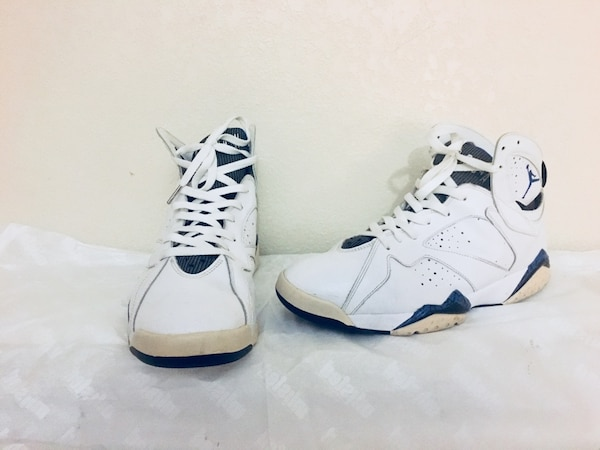 Used Jordan DMP 7s for sale in San Jose - letgo 519841134