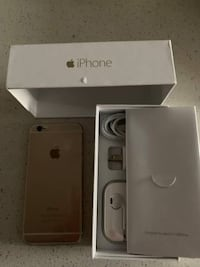 iPhone 6 Rose Gold 64GB Unlocked  Irvine