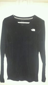 black crew neck long sleeve shirt Corbin, 40701