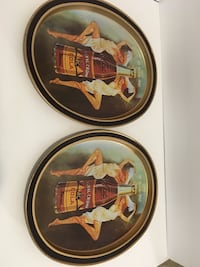 2 royal crown cola trays  Salem, 97302