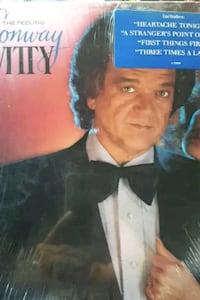 "Conway Twitty ""Lost in the feeling"" vinyl album La Plata, 20646"