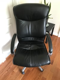 High end leather chair Mc Lean, 22102