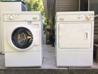 Huebsch commercial washer and dryer set Woonsocket, 02895