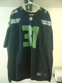 Kam Chancellor Seahawks jersey Youngstown, 44514