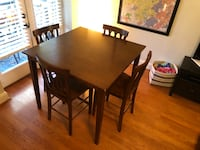 Kitchen table and chairs Charlotte, 28207