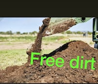 Free dirt - anywhere - free clean dirt delivery  Milpitas, 95035