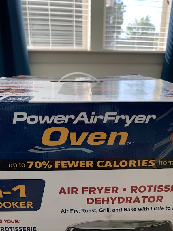 Power AirFryer  0