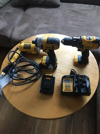 DEWALT cordless hand drill and impact driver Silver Spring, 20902