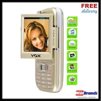 VOX 4 SIM TOUCH & TYPE DUAL CAMERA MOBILE IN PAKISTAN Contact: [TL_HIDDEN]  Lahore