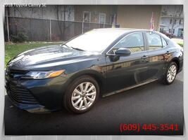 2019 Toyota Camry LE,