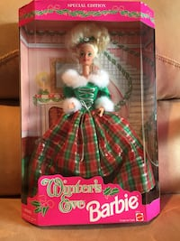 Collectors Barbie  Frederick, 21703