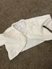 White floral and grey little sweaters  Fullerton, 92833
