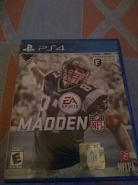 Madden NFL 17 PS4 game  Hagerstown, 21740