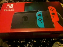 Brand new Nintendo switch 400$ or best offer