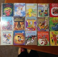 Golden Books collection. Collector's item