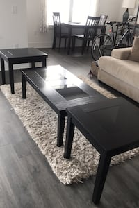 Coffee table with side tables Charlotte, 28203