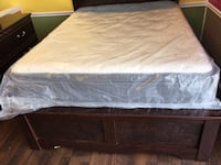 Brand New Eurotop mattress and box spring set Virginia Beach, 23462