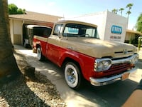 Ford - F-100 - 1960