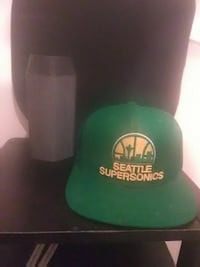Seattle Supersonics Throwback and  speaker New Iberia, 70560