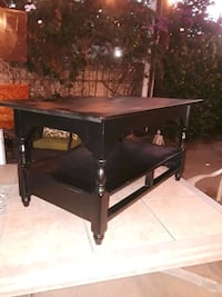 Black Shabby Sheik Vintage table  Huntington Beach, 92647