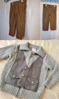 2 pcs outfit  1-2 years Vaughan, L4H 2L3