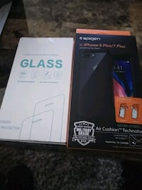 Case and screen protector