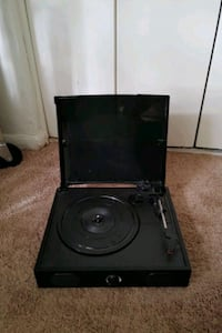 Brand New Record Player