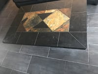 Slate coffee table and 2 end tables  Surrey, V3S 9C6