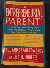 Entrepreneurial parent book San Dimas, 91773