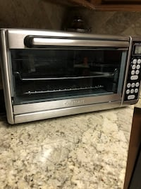 stainless steel Emerson microwave oven Houston, 77083