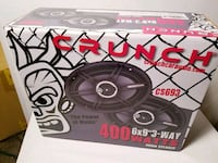 New 6x9 400W car speakers  Chino Hills, 91709