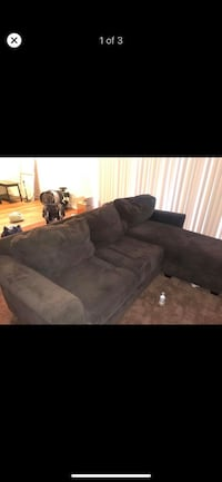 GREY SECTIONAL COUCH New Carrollton, 20784