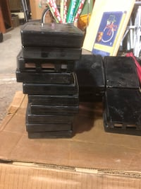 8 tracks $1 each NOT SURE WHAT THEY ARE  New Westminster, V3M 1E8