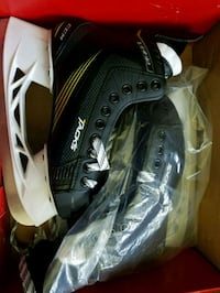 Boys Ice Hockey Skates New, size 4  07747, 07747
