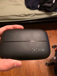 Selling elgato game capture hd60 and blue snowball mic